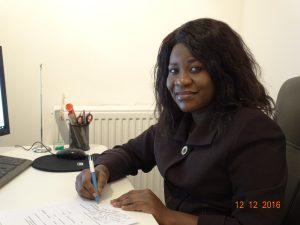 Lilly Marlène Ngouandza-Bosso