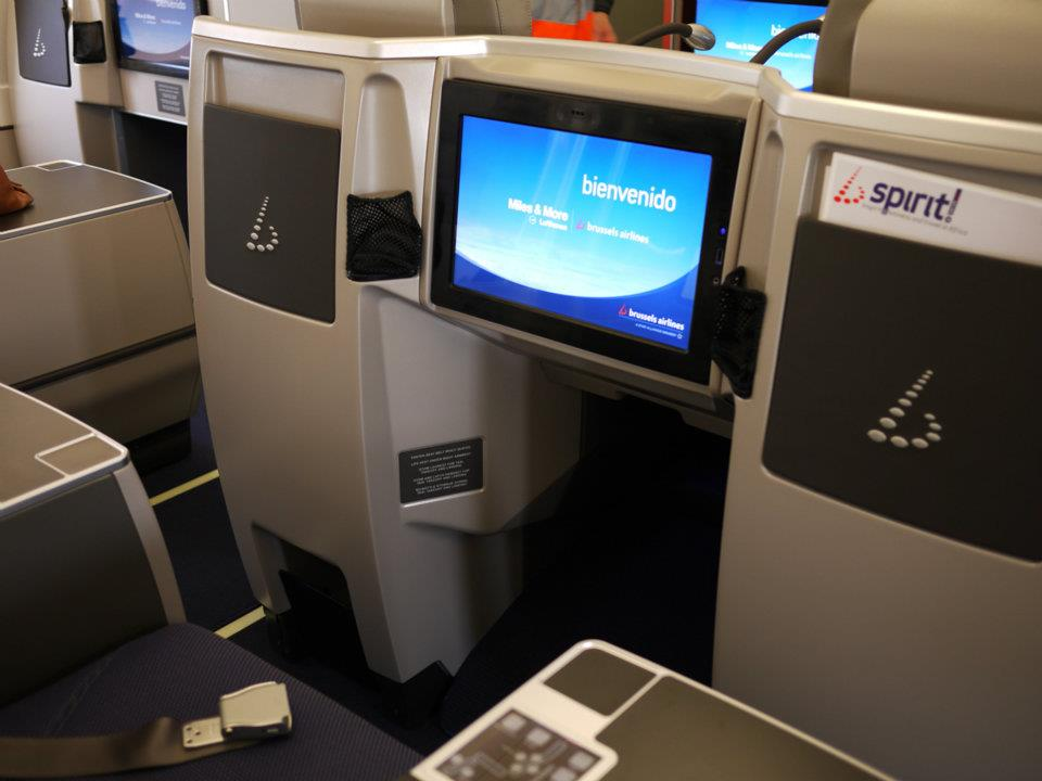 brussels-business Zo vlieg je in business class met Brussels Airlines