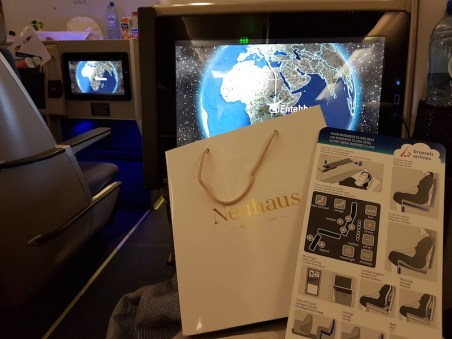 business-chocolade Zo vlieg je in business class met Brussels Airlines