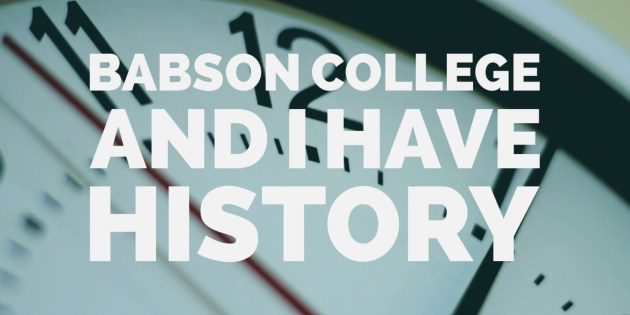 babson college history