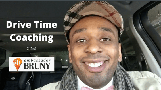 Drive Time Coaching With Mike Ambassador Bruny