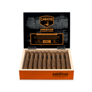 Camacho American Barrel Toro
