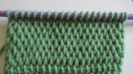Tunisian Net Stitch Tutorial