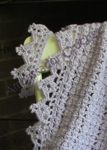 Princessa Crown Crochet Pattern