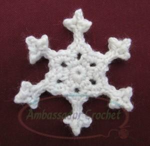 Snappy Snowflake