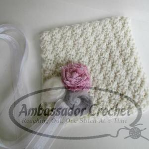 Abbey Rose Bonnet
