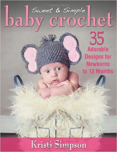 Simple & Sweet Baby Crochet book review