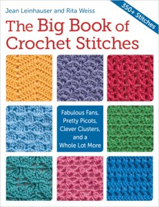 crochet stitches book review