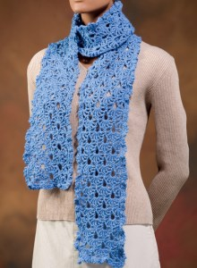 Crocheted Hats Scarves