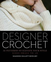 Designer Crochet Book Review