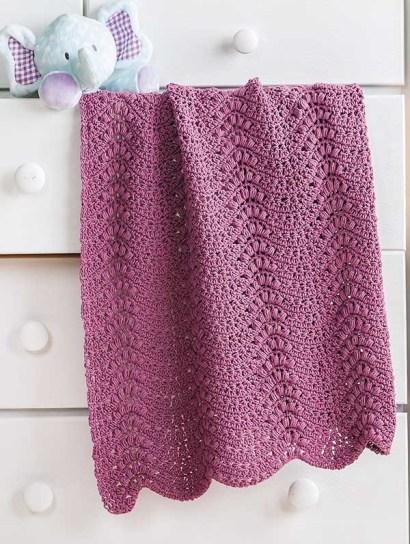 Puffs Blanket