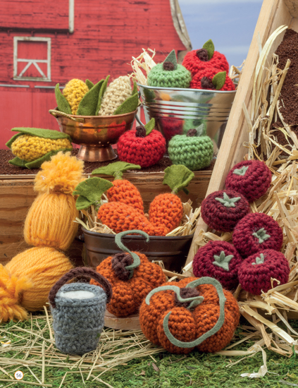 Crochet a Farm book review