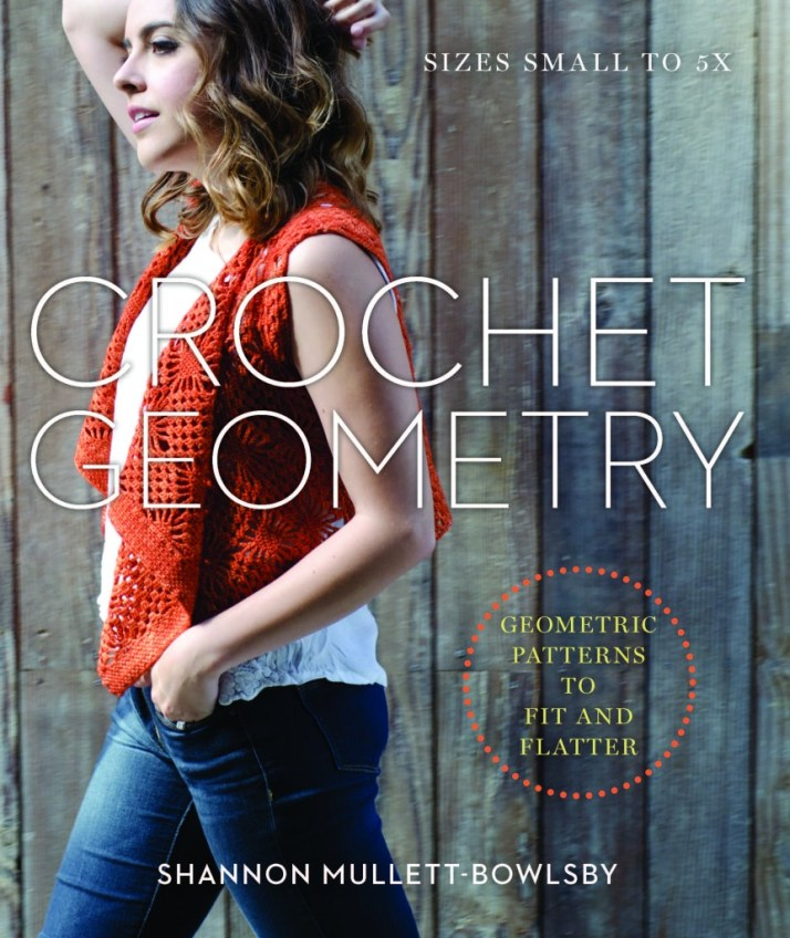 Crochet Geometry by Shannon Mullett-Bowlsby book review