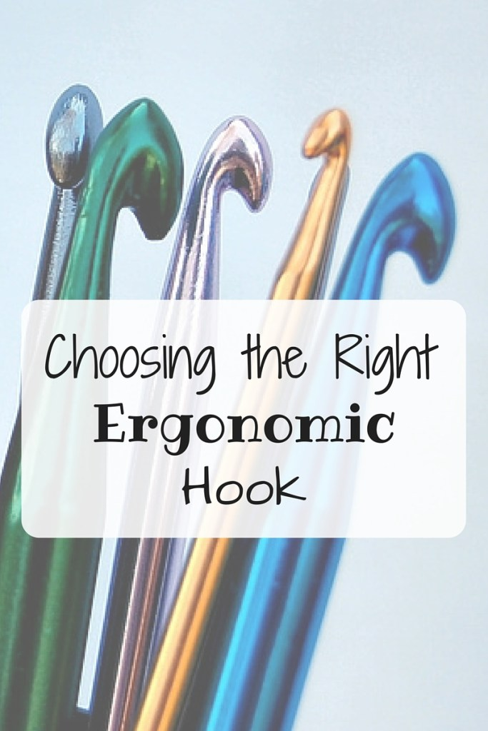 Choosing the Right Ergonomic Hook - Tips to decide if you should invest in an ergo hook and which one might be the right fit for you.