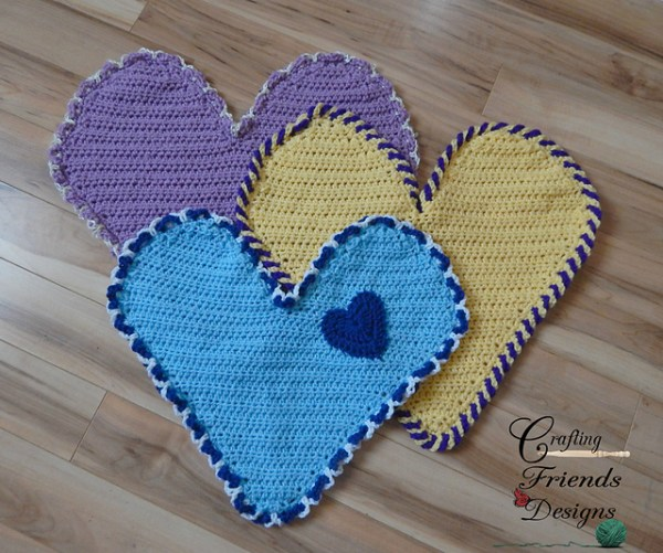 With all My Heart by Crafting Friends Designs.