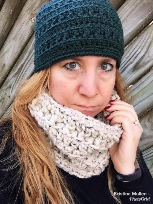 Sundial Hat crochet pattern by Ambassador Crochet.