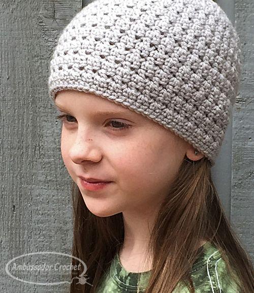 Hope Lives Chemo Hat Ambassador Crochet