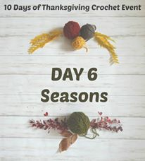 Thankful for the Seasons – Day 6