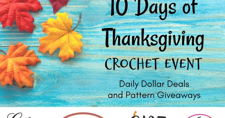 10 Days of Thanksgiving 2019
