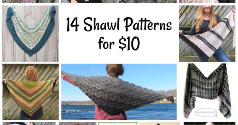 Mother's Day Crochet Pattern Round Up