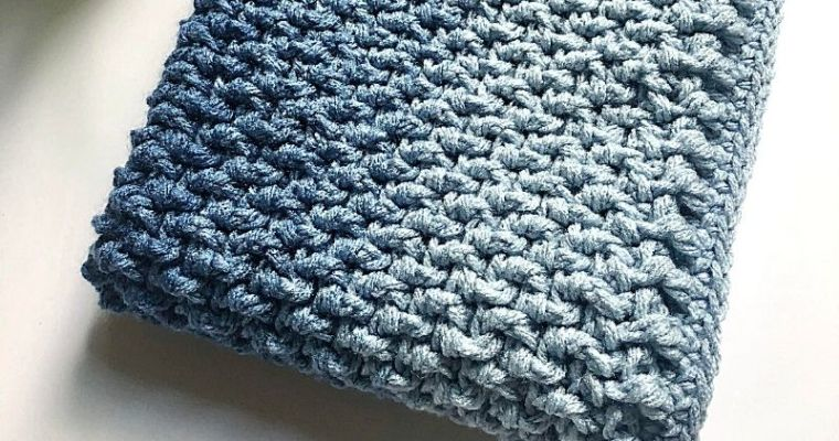 Preemie Blanket – Free Crochet Pattern