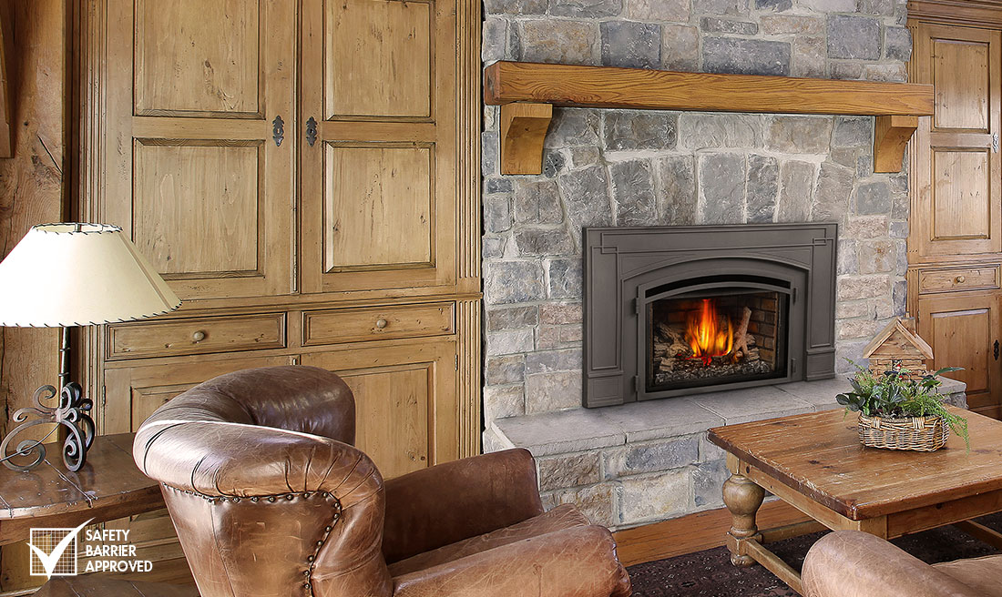 Infrared X3XIR3  Ambassador Fireplaces