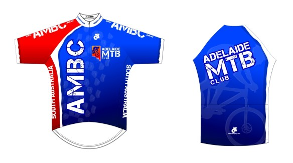 AMBC jersey design near final completion
