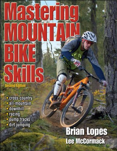 Mastering Mountain Bike Skills 2nd Ed hi res