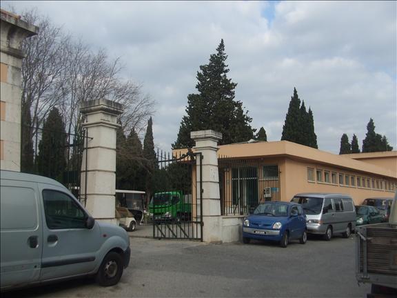 Musgueira Sul _ Cemitério do Lumiar
