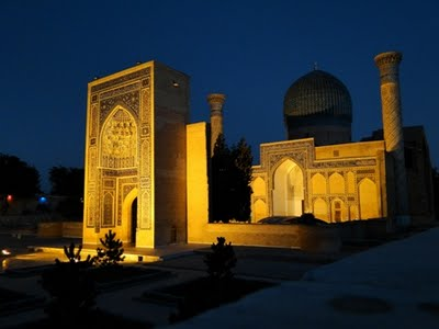 Mausoleu de Gur e Amir