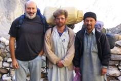 Trekking a la Vall d'Hunza en camí per la Karakorum Highway (Pakistan)