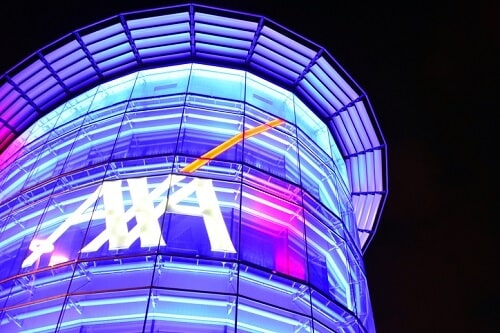 AXA reports across-the-board growth for first nine months