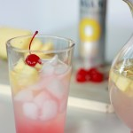 Pineapple Cherry Lemonade