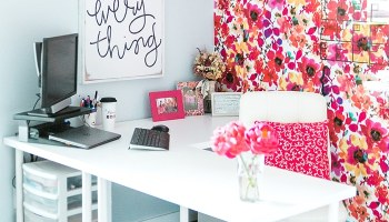 One Room Challenge Office Reveal