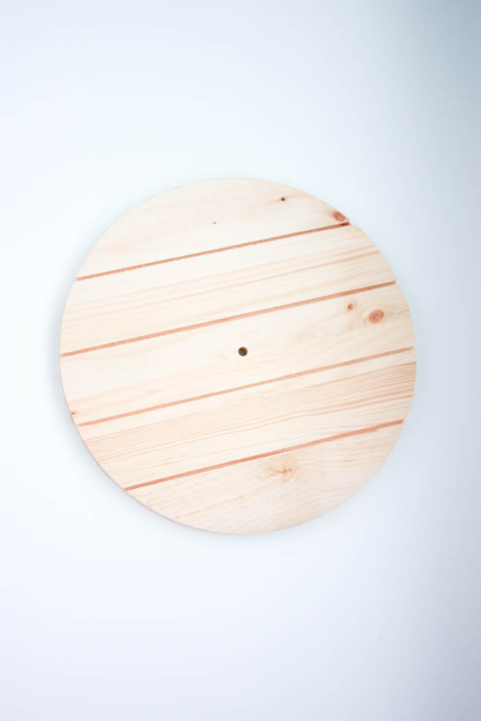 DIY Abstract Clock