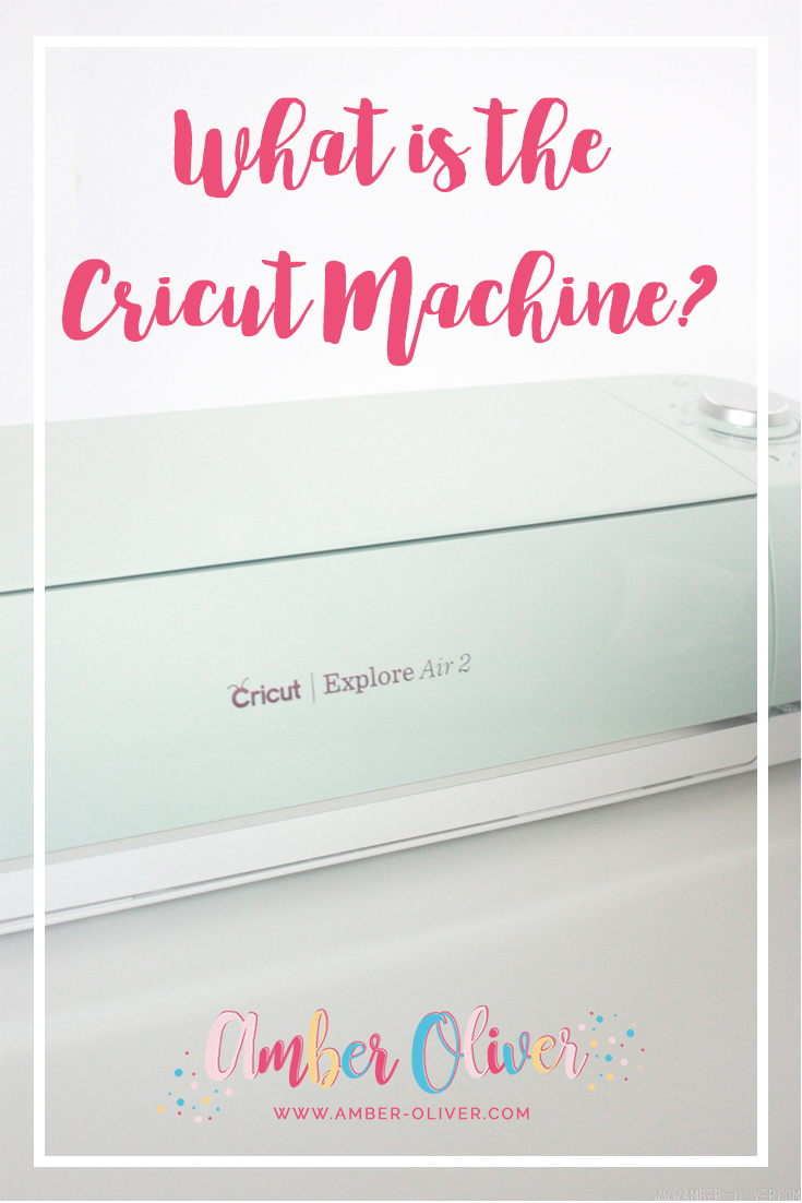 What is the Cricut Machine? An explanation and comparison to the Silhouette Cameo.