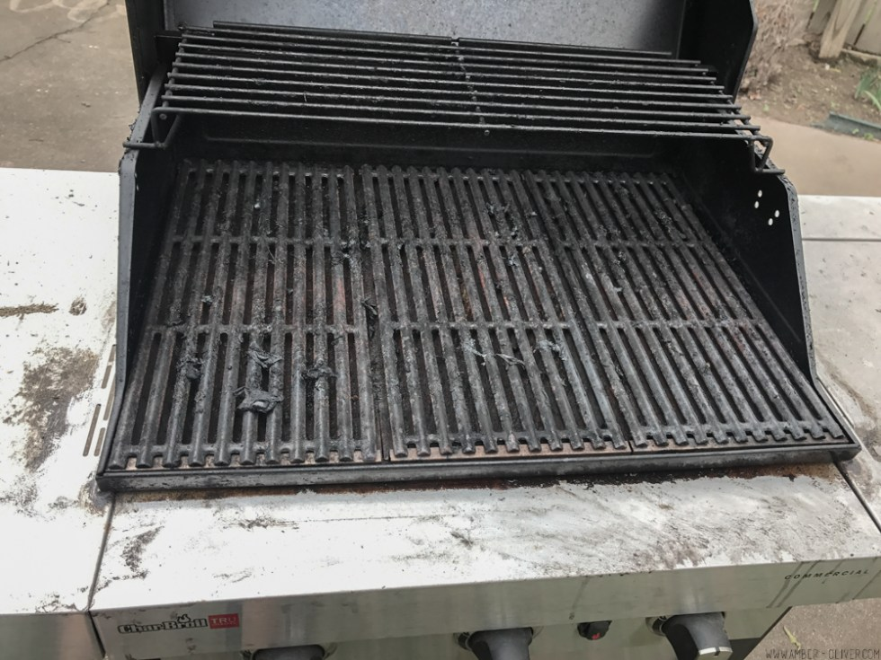 How To Clean and outdoor Grill with Homeright SteamMachine