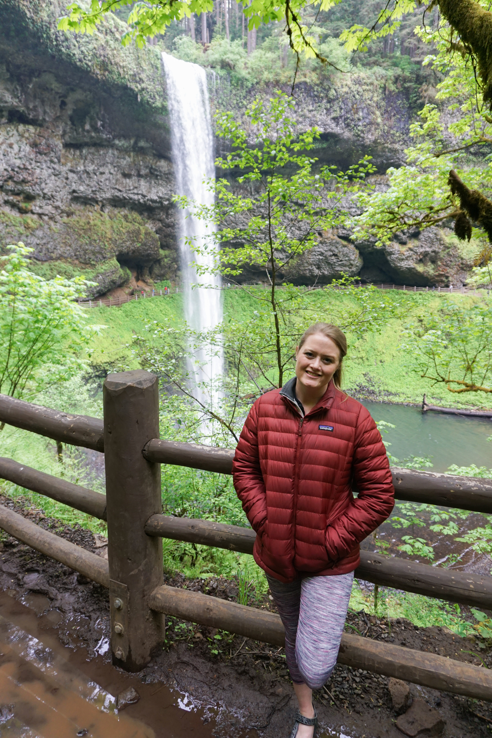 Road Trip from Portland to Bend: Silver Falls State Park
