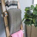 Super Simple Diy Blanket Ladder Amber Oliver