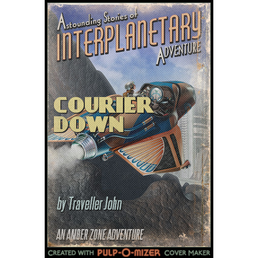 Courier Down
