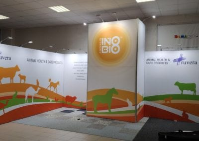 Fabric Exhibition Stand