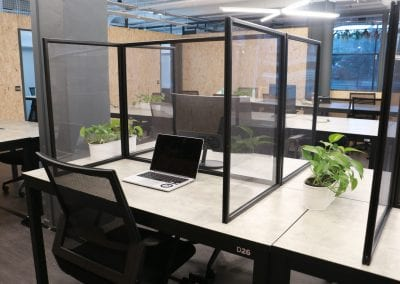 Office Protection Screens Protect Your Employees