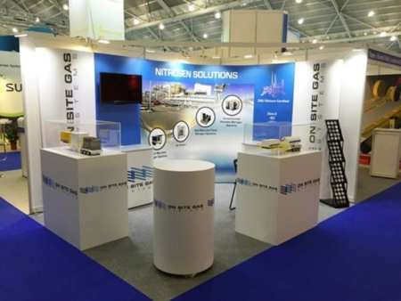 ISOframe Wave Exhibition Booth Rental