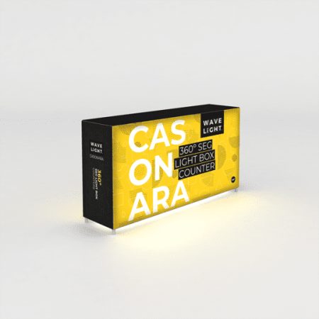 WaveLight Casonara Backlit Counter