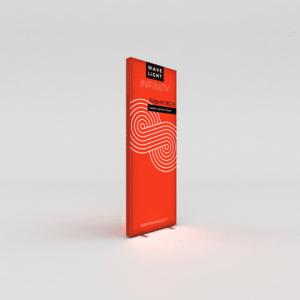 WaveLight Infinity Lightbox Banner Stand