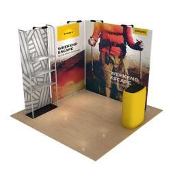 WaveLine Merchandiser Retail Display