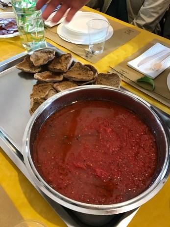 amazing tomatoes into sauce