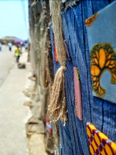 Up close with the Wall of Art