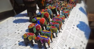 Elephants in Beads, this is Art!
