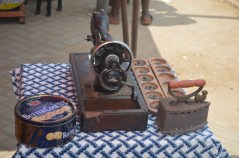 Vintage Sewing Machine: Butterfly brand